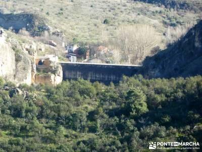 Río Lozoya; Pontón Oliva; Senda Genaro; grupos de montaña madrid; senderismo cerca de madrid;viaj